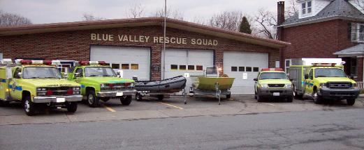Blue Valley Rescue Squad